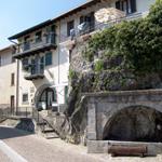 Cornalba heeft  een oud centrum