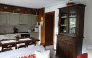 """Appartement """"Pandugetto"""" van ItaliAdesso in Oltre il Colle BG, Noord Italië."""