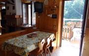 """Appartement """"Via Vanini"""" van ItaliAdesso in Oltre il Colle BG, Noord Italië."""