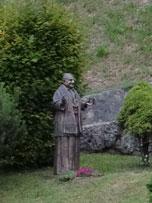 Paus-JohannesXXXI, Santuario-Madonna-del-Frassino