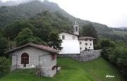 Noord-Italie, Valle-Brembana, Santuario, Madonna-del-Frassino, ItaliAdesso.