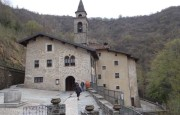 Valle-Brembana, Noord-Italie, Santuario-del-Perello, ItaliAdesso