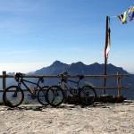 Mountainbiken Valle Brembana Noord Italie
