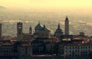 Vakantie, bestemming, Noord-Italie, Bergamo
