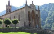 Vakantie-bestemming, Noord-Italie, Valle-Brembana, Piazza-Brembana.