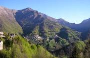 Vakantie-bestemming, Noord-Italie, Valle-Brembana, Zorzone.