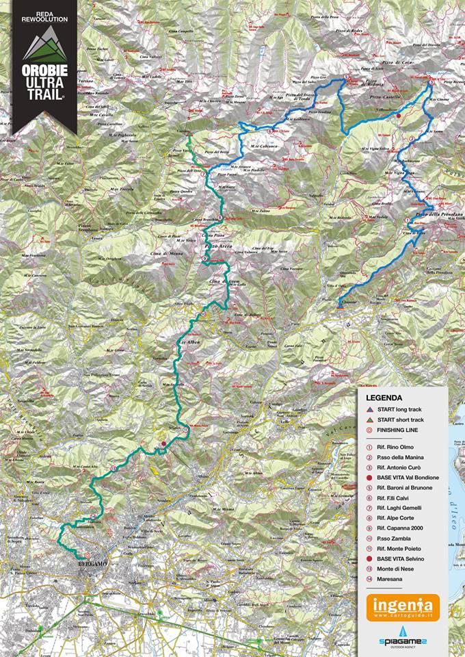 trailrunning, orobische-alpen, noord-italie, 2015