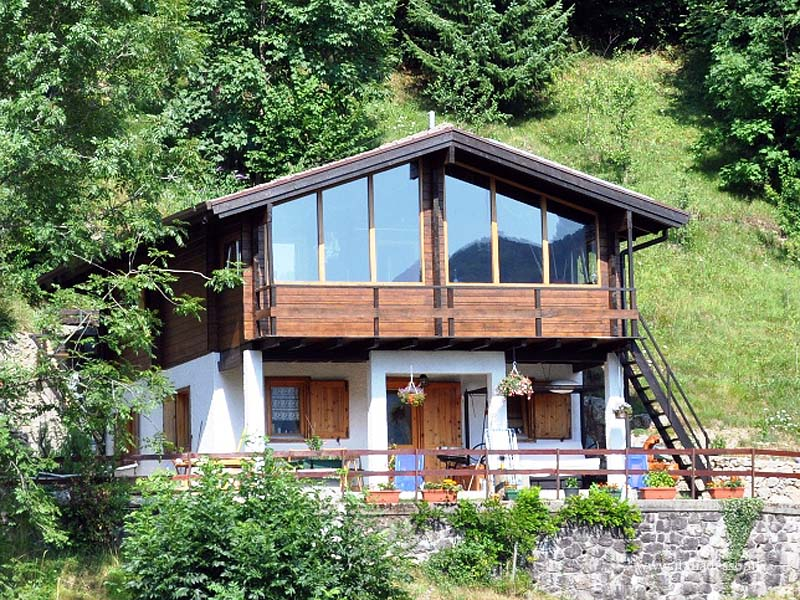 Bed and breakfast chalet del parco in noord itali - Tussen chalet italie ...