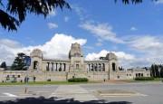 Bergamo, stedentrip, begraafplaats, cimetiero