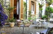 Hotel, Milaan, Antica-Locanda-Leonardo